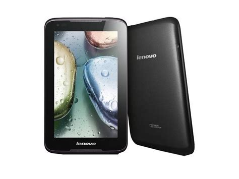 Lenovo Ideatab A1000 4gb seven android tablets with voice calling you can buy rs 15 000 ndtv gadgets360