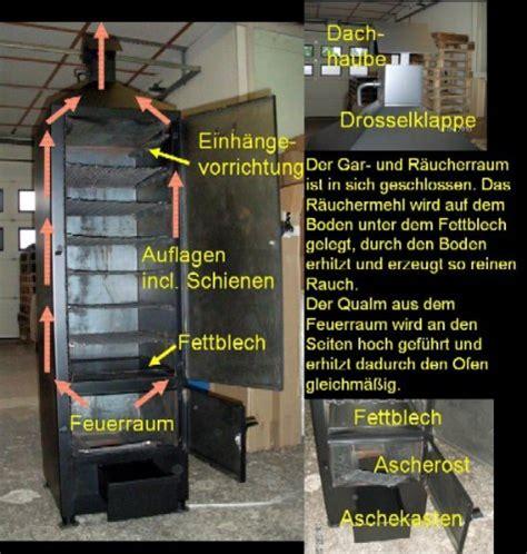 alles für den garten shop 1573 smoki profir 228 ucherofen 180x50x50 cm alles f 195 188 r garten