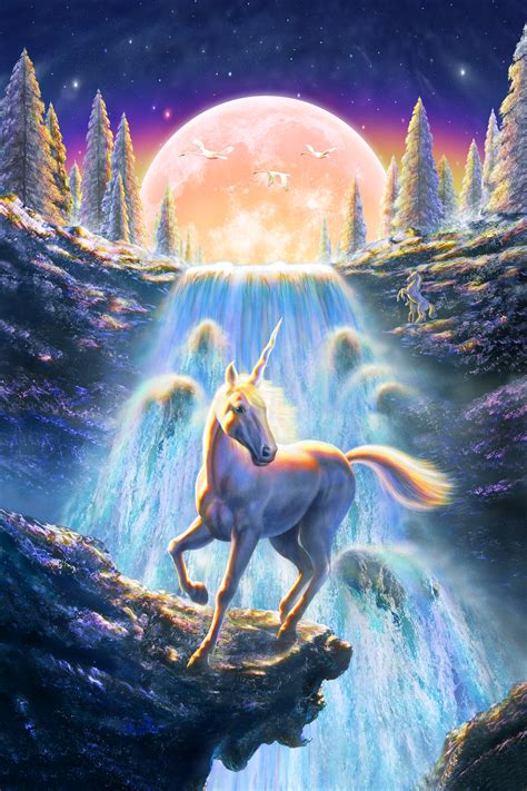 unicorn wall murals unicorn sunset wall mural unicorn sunset wallpaper