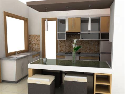 Home Interior Design Tips by 40 Contoh Gambar Desain Dapur Minimalis Sederhana