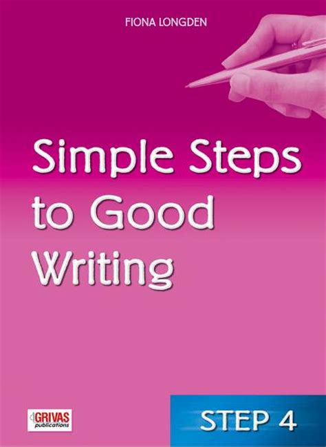 The Hair Book Easy Steps To Great By Lau And Sam Koh grivas publications simple steps to writing 1 2 3 4