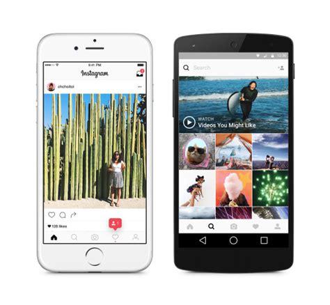 change layout of instagram going behind instagram s new logo social samosa