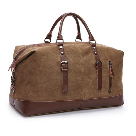 Travel Original Bag Traveling Bag 1 db74 original z l d canvas leather travel bags carry on luggage bags duffel bags travel