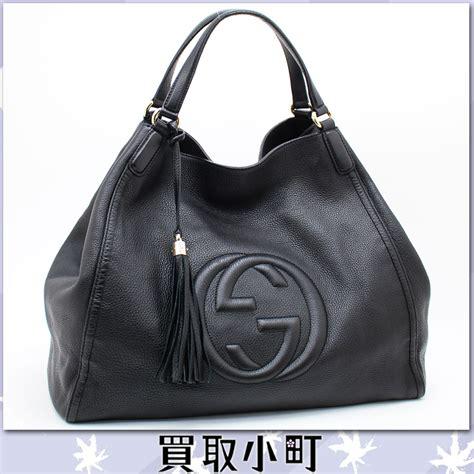 Gucci Soho Leather Backpack Ss17 18 kaitorikomachi rakuten global market gucci soho shoulder bag black leather large tassel charm