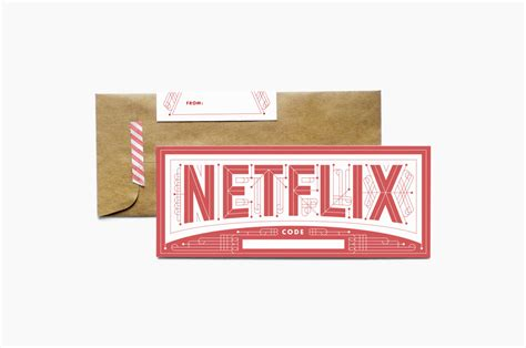 netflix gift card little rectangle