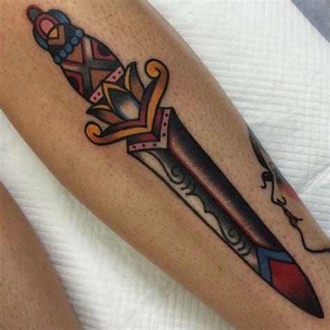 traditional dagger tattoo traditional dagger by elizabeth huxley may i need