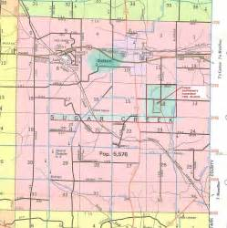 Ohio Township Map townships in wayne county ohio
