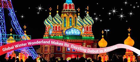 atlanta holiday lights theme park at turner field bparcs