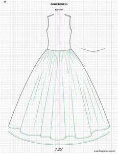 dress sketch template adobe illustrator flat fashion sketch templates my