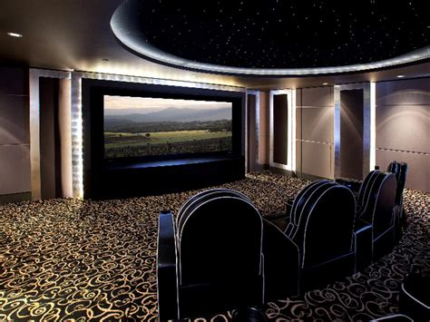 home theater lighting ideas tips hgtv home theater design ideas pictures tips options hgtv