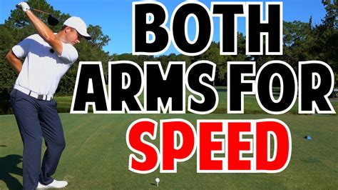 pga tour average swing speed add golf swing speed with both arms for long drives top