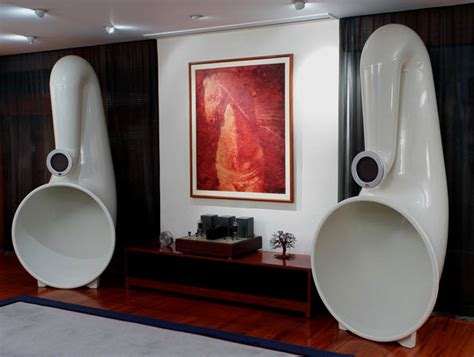 living room speakers blow your living room away pnoe horn speakers
