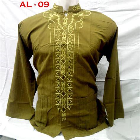 Koko Dannis Lengan Panjang Putih 1 10 warna baju koko lengan panjang murah klik disini