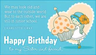 Free birthday sister ecard email free personalized birthday cards