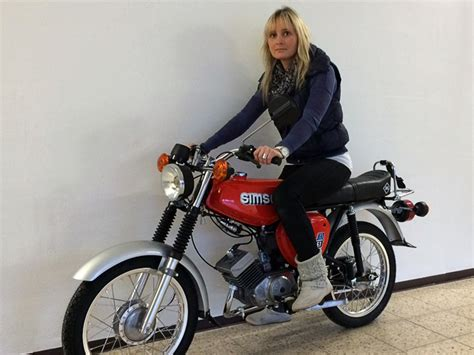 Motorrad Auspuff Verstopft by Simson