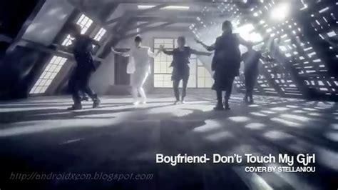 gambar tutorial gerakan dance beberapa gerakan dance di mv don t touch my girl yang