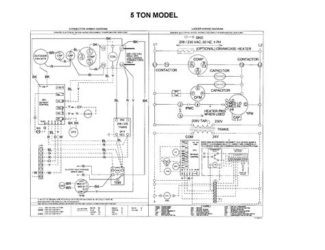 package ac unit wiring diagram diagram of air handling unit grihon ac coolers