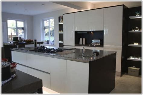 modern kitchen island with hob sink and breakfast kitchen island hob sink search kitchens