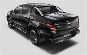 Mitsubishi Parts Malaysia Mitsubishi Triton Phantom Edition Officially Launched In