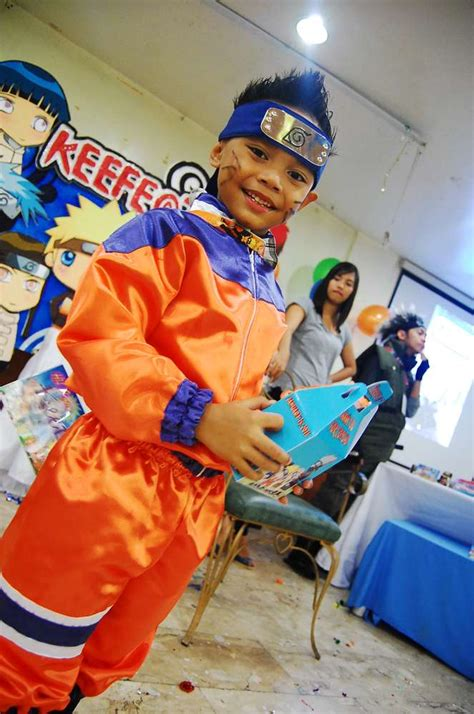 themes naruto jar naruto cosplay theme birthday party ideas photo 28 of