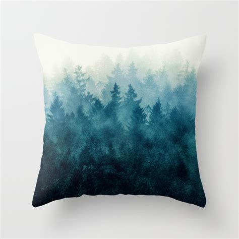 Picture Throw Pillow - nature throw pillows society6
