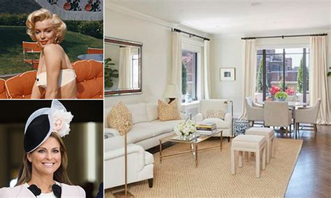 Marilyn Monroe Bedroom Ideas new york condo owned by marilyn monroe and sweden s