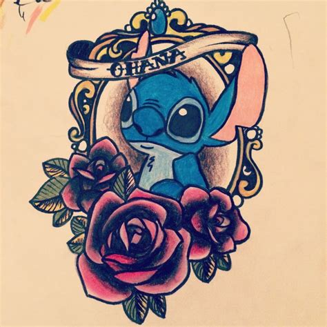 lilo and stitch tattoo original pinner said by me next on the agenda