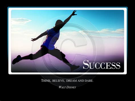 Success Crystalgraphics Motivational Slide For Powerpoint Inspirational Powerpoint Presentation