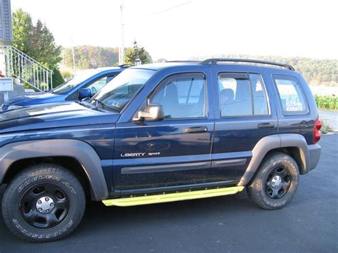 silver jeep liberty with black rims lost jeeps view topic paint rims or not w pics