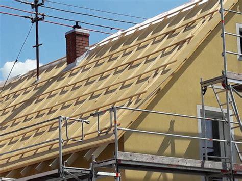 Dach Isolieren Kosten by Was Kostet Die Neue Dachd 228 Mmung Energie Fachberater