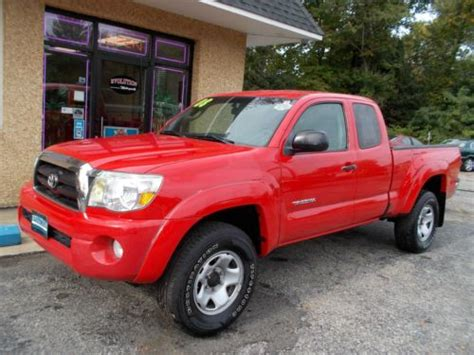2008 Toyota Tacoma 4 Door For Sale Find Used 2008 Toyota Tacoma Extended Cab 4 Door 4