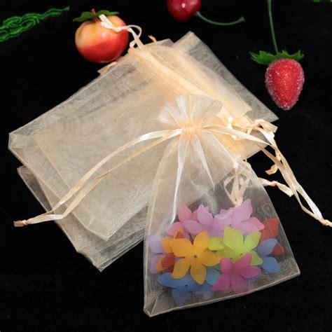 wholesale organza bag 17x23cm wedding jewelry packaging