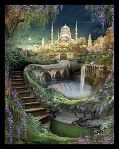lost lands of imagination the hanging gardens of babylon