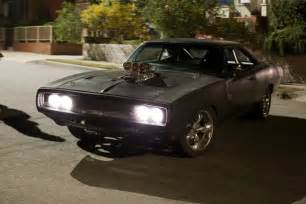 Dodge Charger Fast And Furious 1970 Dodge Charger Fast And Furious 4
