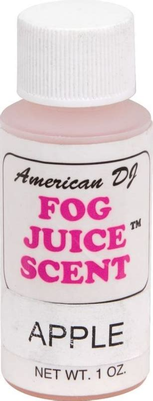 apple scents american dj f scents apple smell solution for smoke fog