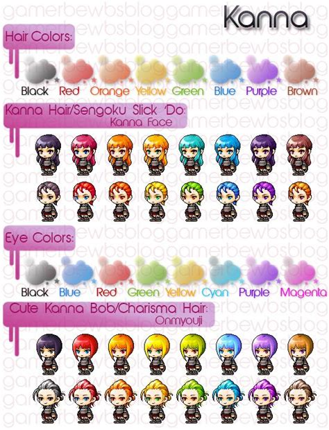 maplestory haircuts 37 best maplestory hairstyles images on pinterest
