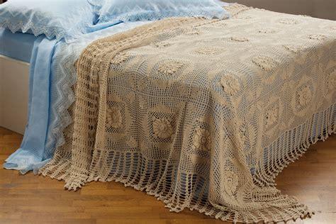 copriletto uncinetto copriletto matrimoniale uncinetto in cotone a vibo