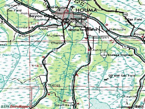 zip code map houma la 70363 zip code houma louisiana profile homes