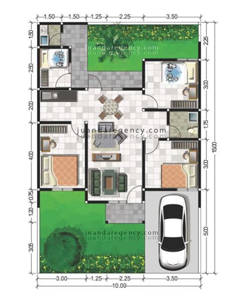 rumah dijual dipasarkan perumahan elit dekat bandara juanda surabaya