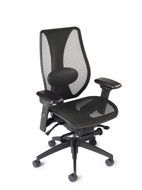 ergonomic chaise 24 hour office chair tcentric hybrid ergonomic chair from