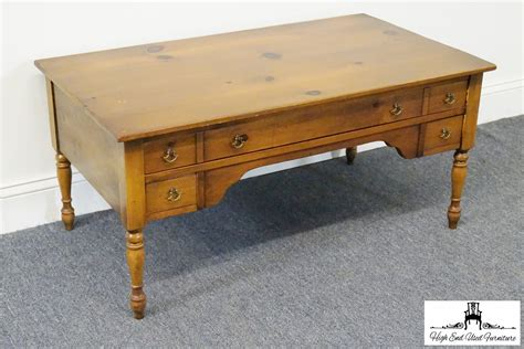 Pine Coffee Tables With Storage High End Used Furniture Pine Shop Original 36 Storage Coffee Table 323