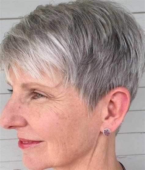 hair above ear 15 short hairstyles for women over 50 hairstyles for