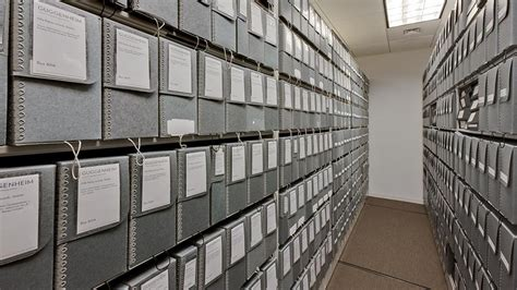 room archives archives collections