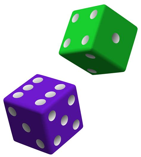 Or Dice Free Dice Clipart Pictures Clipartix