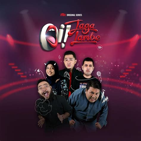 film stand up comedy indonesia original series stand up comedy oi jaga lambe dari iflix