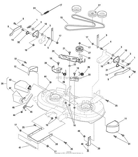 murray parts diagram murray lawn mower deck parts diagram 28 images murray