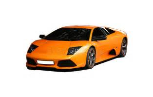 Orange Lamborghini Price Lamborgini Sports Orange Car Royalty Free Stock Photos