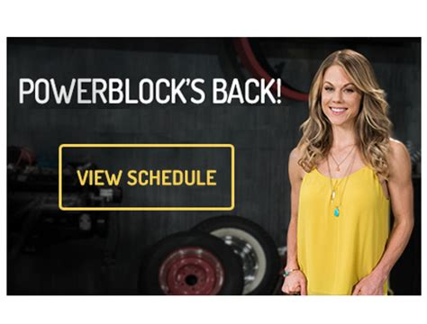 Powerblocktv Com Sweepstakes - powerblock