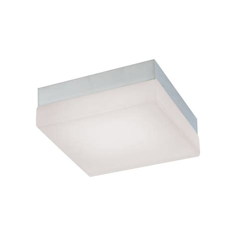 Square Flush Mount Ceiling Light Et2 E53036 09 Illuminare 15w Led Square Contemporary Flush Mount Ceiling Light E53036 09