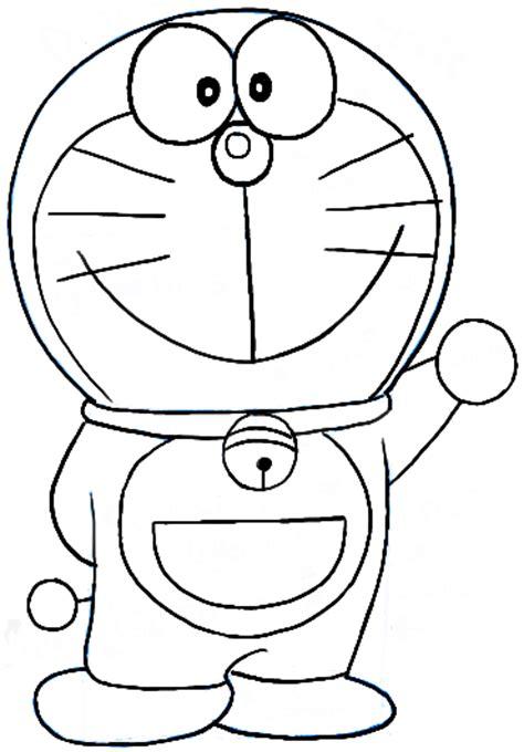 tutorial gambar doraemon tutorial menggambar doraemon cara menggambar anime